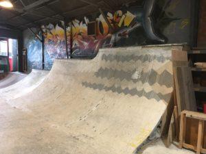 VOULカレーとカフェとスケートパーク鹿児島