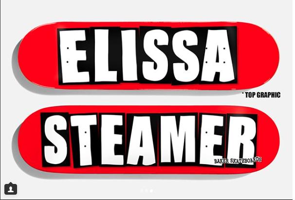 Baker adds Elissa Steamer2