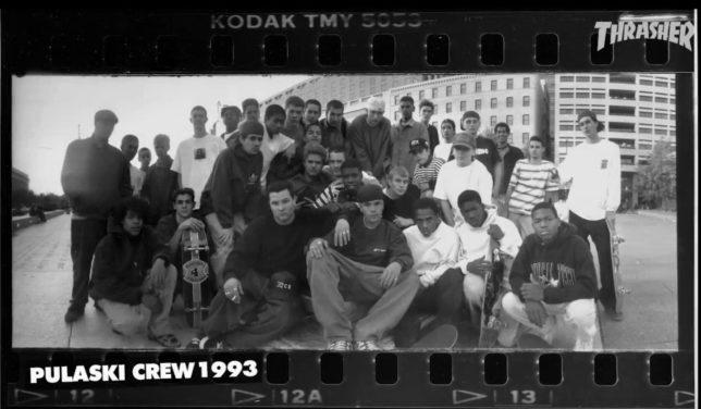 Source Thrasher Magazine Pulaski Crew1993