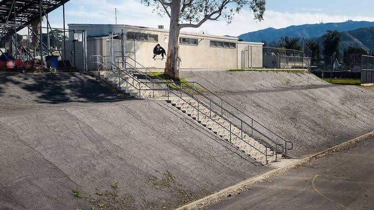 Source YouTube Thrasher Magazine rough Cut Mason Silva's Nike SB Part