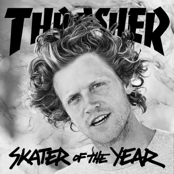 Source Thrasher Magazine 2014 SOTY Wes Kremer
