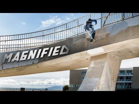 Source YouTube Thrasher Magazine Magnified Ben Reybourn