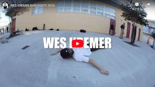 Wes Kremer SK8MAFIA Low Video