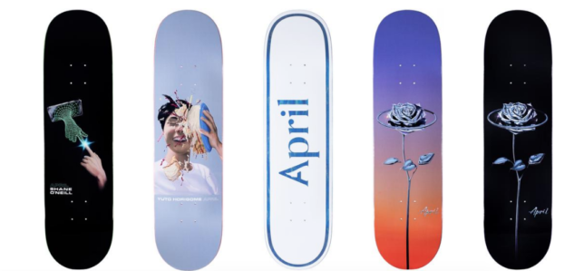 Yuto Horigome is Pro Skater April Skateboards