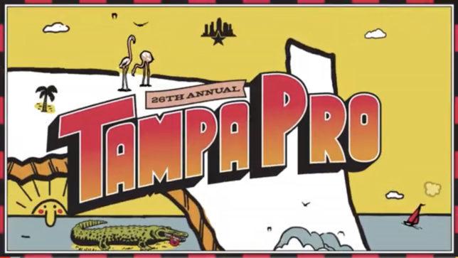 Source:YouTube Skatepark of Tampa Pro 2020