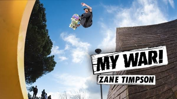 Source YouTube Zane Timpson My War