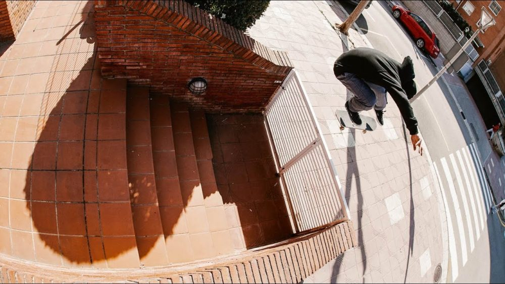 Source YouTube Free Skate Mag FTC Barcelona